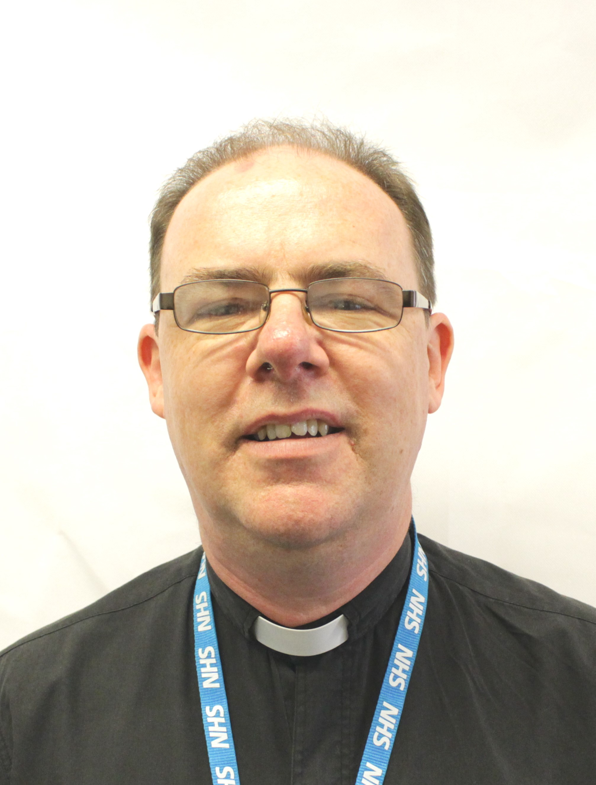 Revd Lee Gilbert