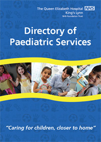 Directory of Paediatric Services