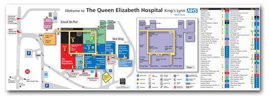 Qeh Floor Plan Qehkl Hospital Map Kim S Interior