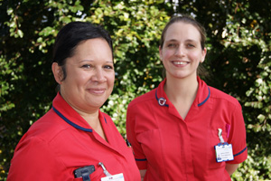 Our specialist nurses